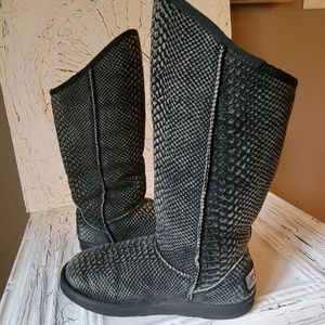 Australia Luxe Cosy Tall Python Boots